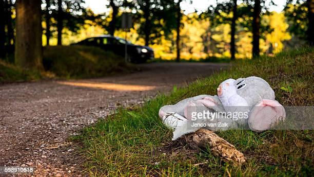 Left behind at the roadside