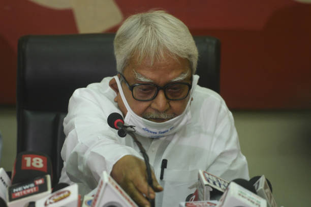 IND: Left Front Chairman Biman Bose Announces Left Candidate List For Upcoming Assembly Election