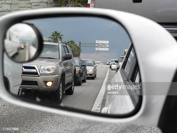 Left mirror