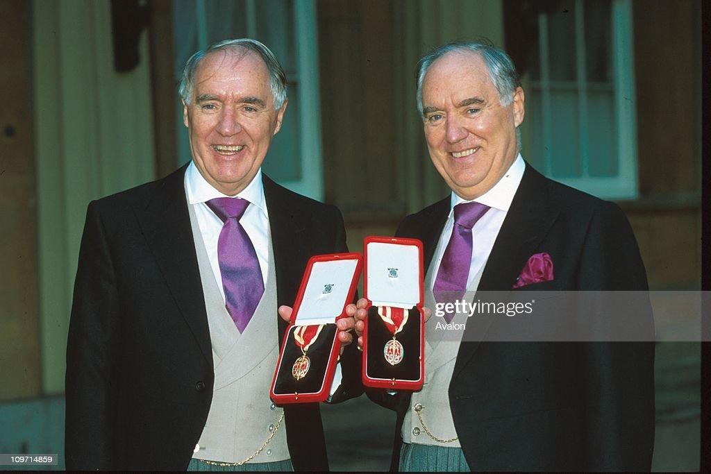 Left: Sir Frederick Barclay, Kb : Foto jornalística