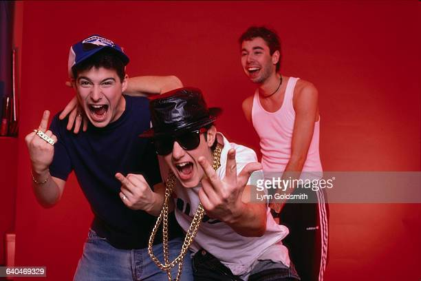 AdRock Mike D and MCA