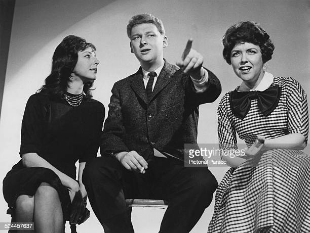 American director screenwriter and actress Elaine May American director screenwriter and comedian Mike Nichols and American actress and singer...