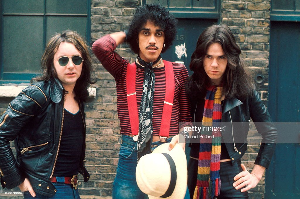 Thin Lizzy : News Photo