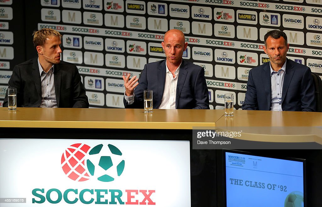 Soccerex - Manchester : News Photo