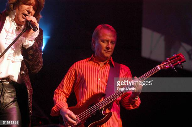 Jim Keays and Glenn Wheatley of the Masters Apprentices in the show Long Way To The Top A 3 hour show covering three decades of live rock featuring...