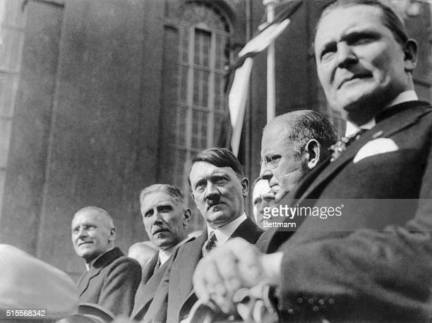 how von papen helped hitler rise Hindenburg and von papen were having to govern by emergency decree under article 48 of the constitution they offered hitler the post of vice-chancellor if he promised to support them hitler refused – he demanded to be made chancellor.