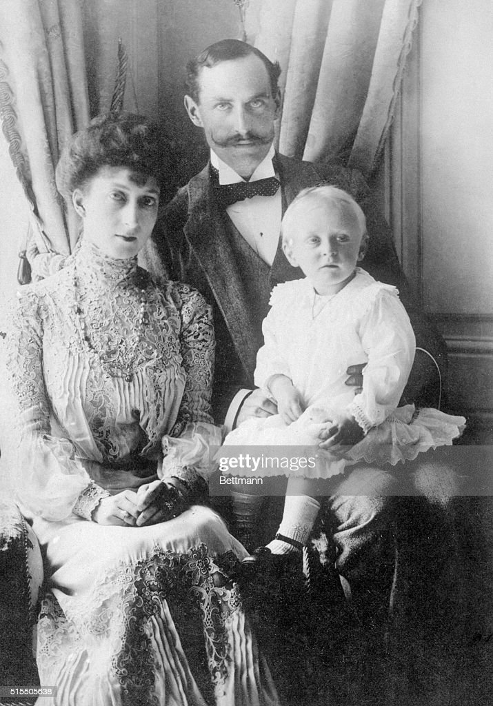 Portrait of Norway Royals : News Photo