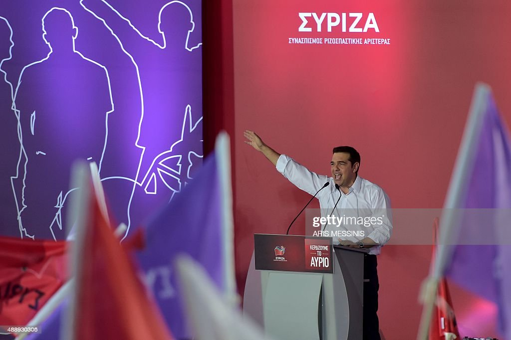 left wing leader alexis tsipras - 1024×682