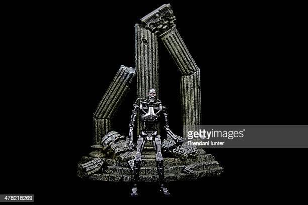 伝統の cyberdyne - 殺人者 ストックフォトと画像