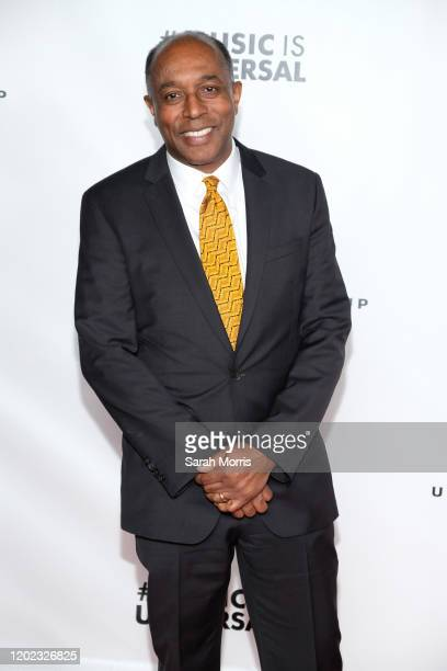 Legal Affairs and General Counsel of UMG Jeff Harleston attends the 2020 Grammy after party hosted by Universal Music Group on January 26, 2020 in...