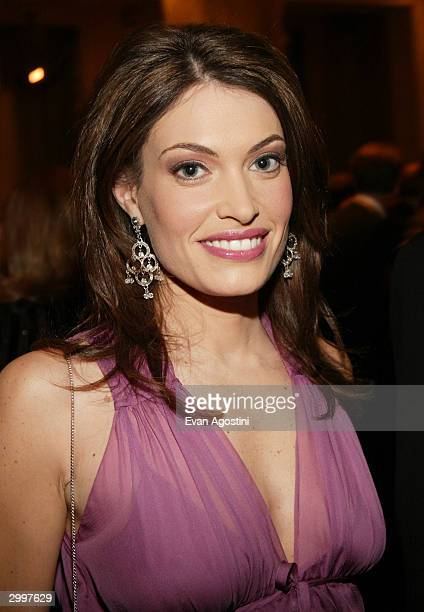 Legal analyst and TV commentator Kimberly Guilfoyle Newsom attends The Museum of Television and Radio's annual gala this year honoring NBC News...