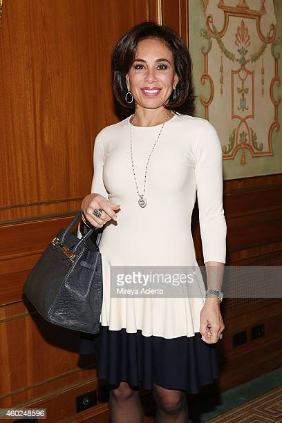 Legal analyst Jeanine Ferris Pirro attends Police Athletic League's 26th Annual Women Of The Year Luncheon at The Pierre Hotel on December 10, 2014...