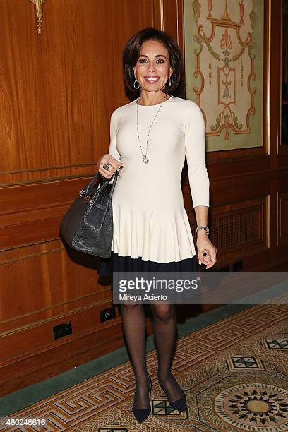 Legal analyst Jeanine Ferris Pirro attends Police Athletic League's 26th Annual Women Of The Year Luncheon at The Pierre Hotel on December 10 2014 in...