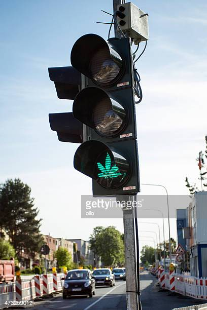 Legalize it traffic light