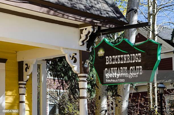 Legalized Cannabis and Marijuana Store: Breckenridge, Colorado