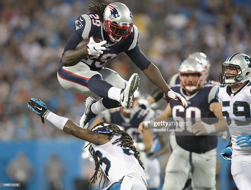 New England Patriots v Carolina Panthers