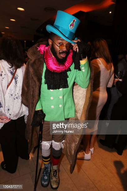Legend Already Made attends ABC's For Life New York Premiere at Alice Tully Hall Lincoln Center on February 05 2020 in New York City