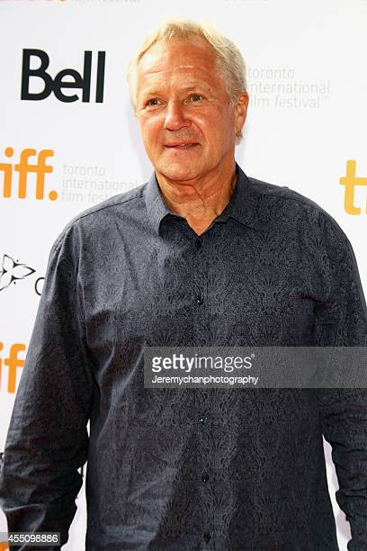Legend Darryl Sittler arrives at the 'Red Army' Premiere during the 2014 Toronto International Film Festival held at Ryerson Theatre on September 9...