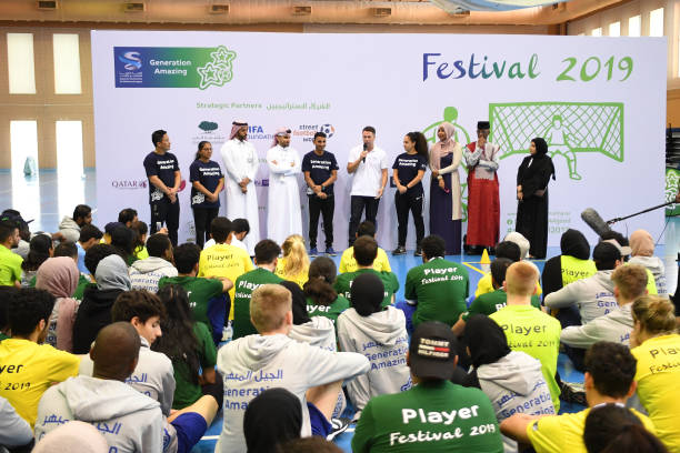 QAT: Opening of Generation Amazing Festival - FIFA Club World Cup Qatar 2019