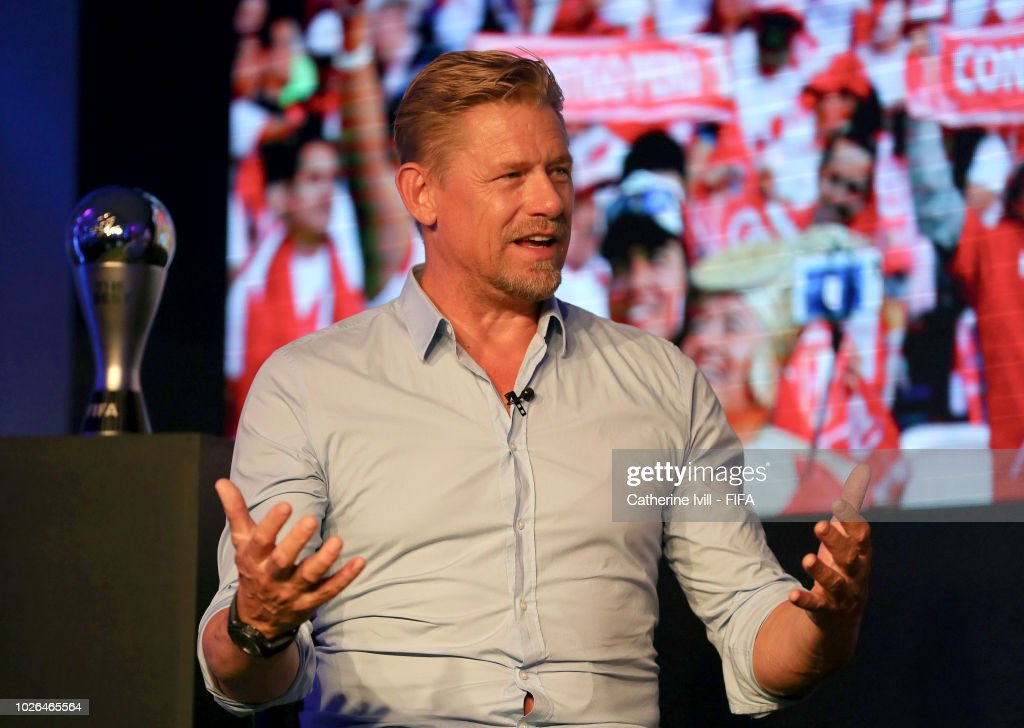 The Best FIFA Football Awards 2018 - Press Conference : News Photo