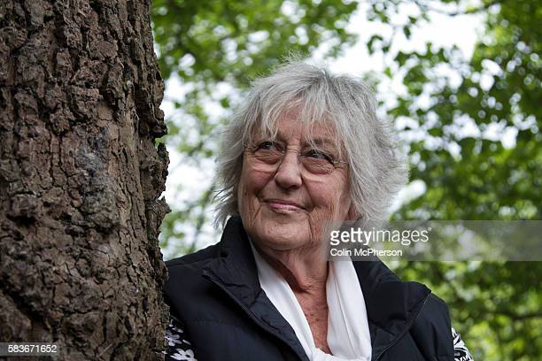Legendary Australian feminist writer Germaine Greer, pictured at the Edinburgh International Book Festival where she talked about her new book...
