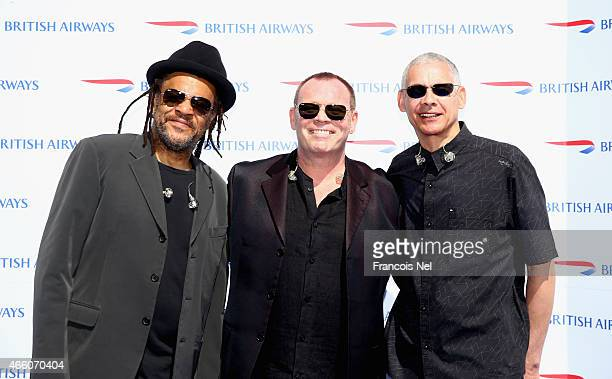 Legendary British band UB40 featuring Ali Campbell Astro and Mickey Virtue brought some reggae flavour to todays Taste of Dubai Festival by...