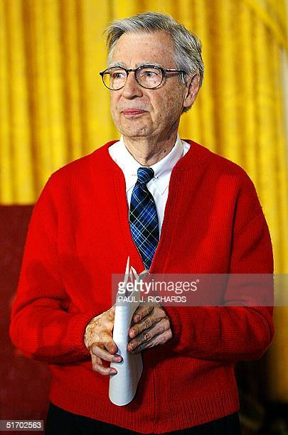 1 346 Fred Rogers Photos And Premium High Res Pictures Getty Images