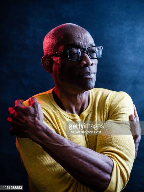 Legendary choreographer Bill T Jones photographed in the offices of New York Live Arts in New York NY on March 12 2019