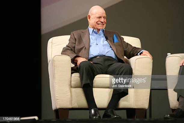 Legendary comedian Don Rickles at the Las Vegas Convention Center at the AARP convention in Las Vegas Nevada on May 31 2013