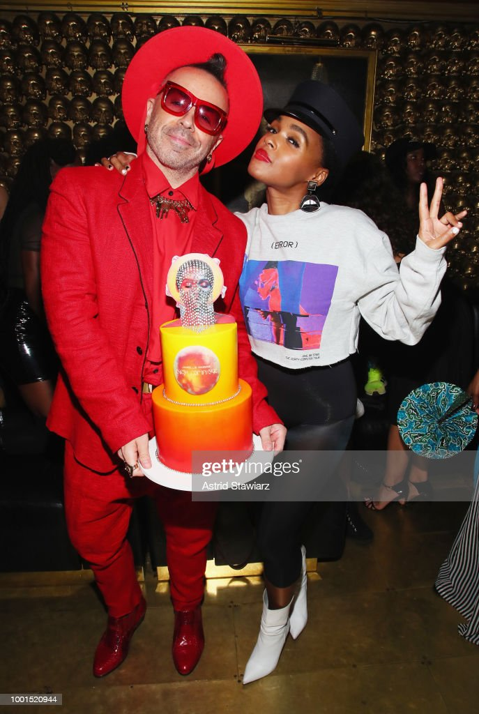 "Janelle Monae Celebrates ""Dirty Computer"" Tour After-Party With Belvedere Vodka At GoldBar"