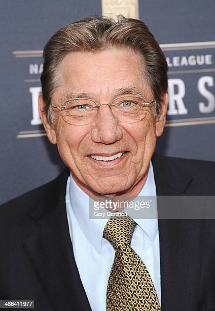 Legendary quarterback Joe Namath attends the 3rd Annual NFL Honors at Radio City Music Hall on February 1, 2014 in New York City.