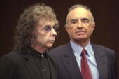 Legendary record producer phil spector and attorney robert shapiro picture id2748748?s=170x170