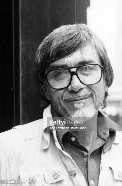 Legendary record producer Tom Dowd poses for a portrait on June 18, 1976 in New York City, New York.