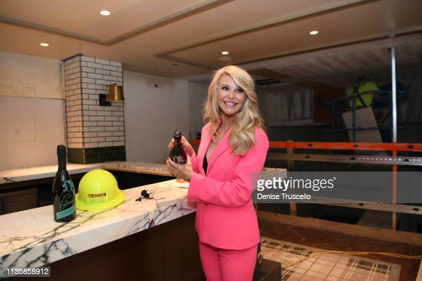 Legendary supermodel and actress Christie Brinkley, currently starring as Roxie Hart in Chicago The Musical at The Venetian Resort Las Vegas,...
