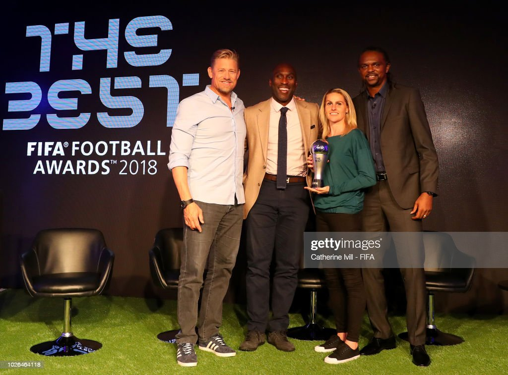 The Best FIFA Football Awards 2018 - Press Conference