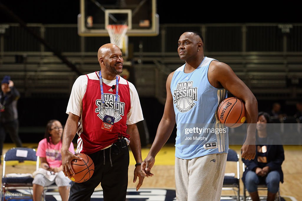 NBA All-Star Jam Session 2014