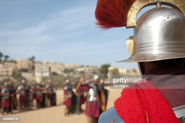 Legione di formazione-Jerash, Giordania