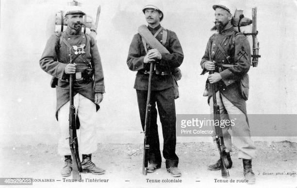 Legionnaires Algeria 20th century