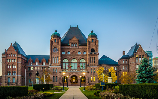 Legislative Assembly of Ontario - Toronto, Canada 626906224