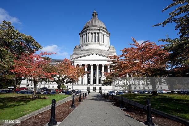 legislative building in olympia washington - us state department stock pictures, royalty-free photos & images