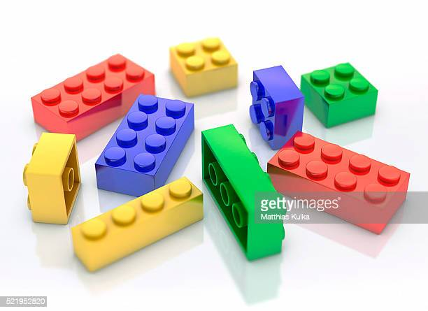 lego blocks - lego stock pictures, royalty-free photos & images