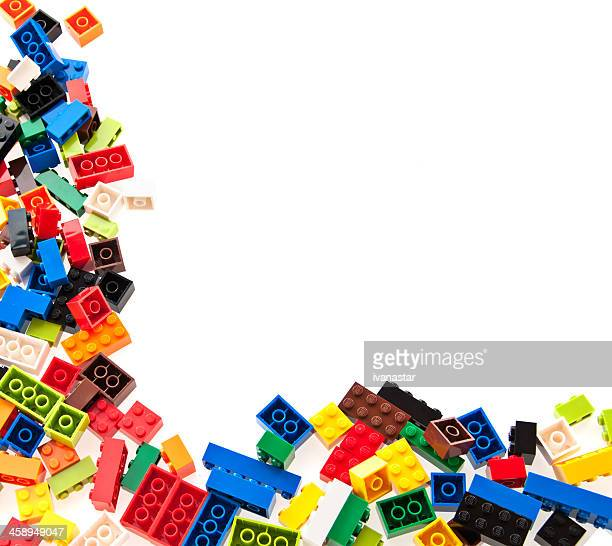 Lego Building Bricks and Interlocking Blocks