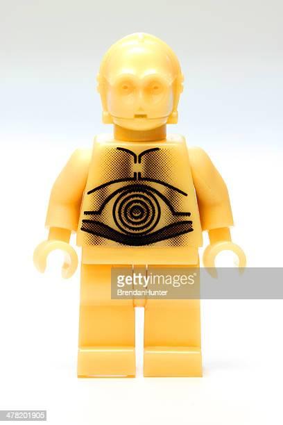 droid lego - lego star wars photos et images de collection