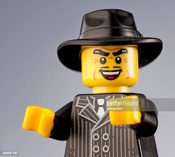 Lego Minifigures: Gangster