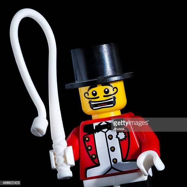Lego Minifigures Series 2 figurine: Ringmaster