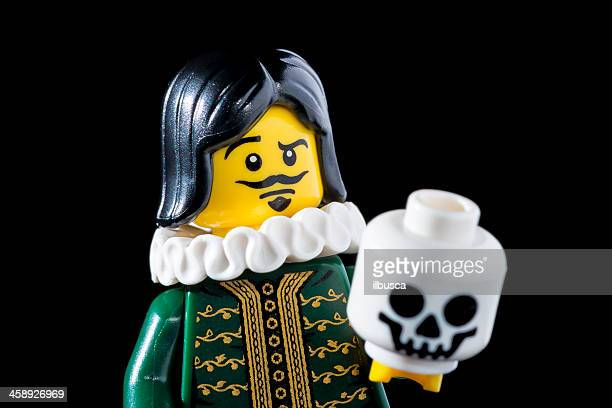 Lego Minifigures Series 8 figurine: The Thespian