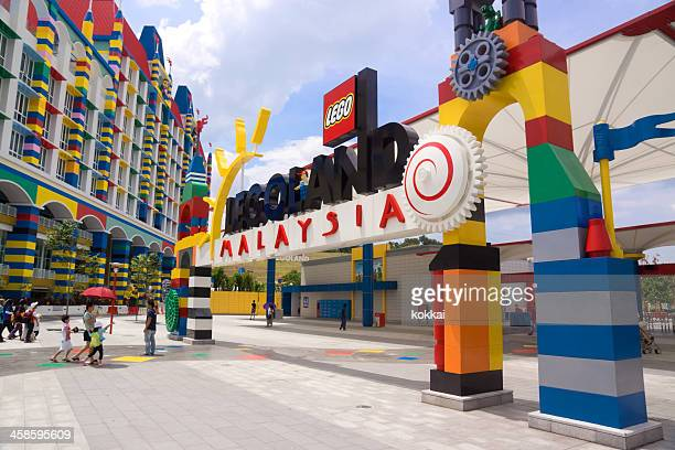 legoland malaysia - malaysia stock pictures, royalty-free photos & images