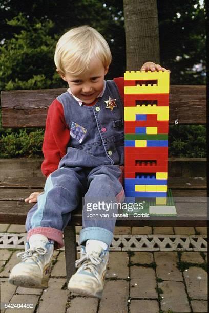 Legoland park in Denmark