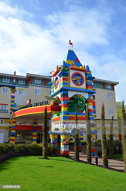 legoland resort hotel windsor - windsor england stock pictures, royalty-free photos & images