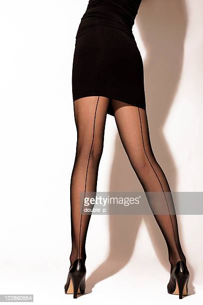 legs in miniskirt - high heels short skirts stock pictures, royalty-free photos & images